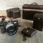 PENTAX Qのカメラグッズ