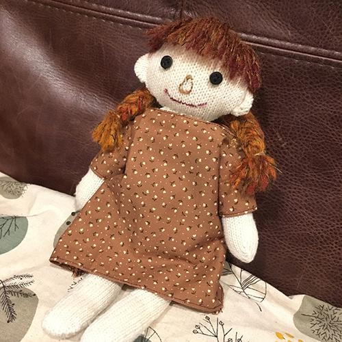赤毛のアン 人形